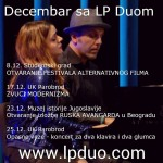 LP Duo u decembru