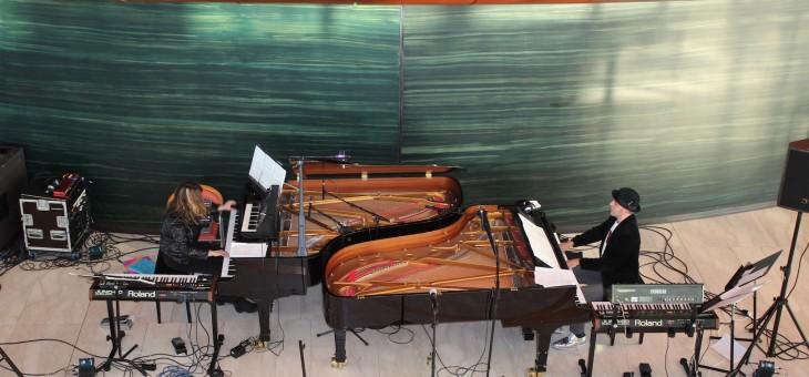 LP Duo Concert at Copenhagen Opera House